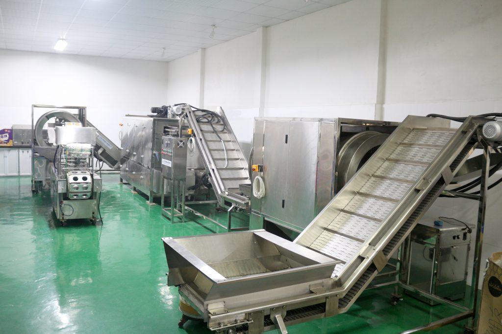 <em>Quy trình sản xuất khép kín, đạt chuẩn Vệ sinh An toàn thực phẩm (VSATTP)</em>